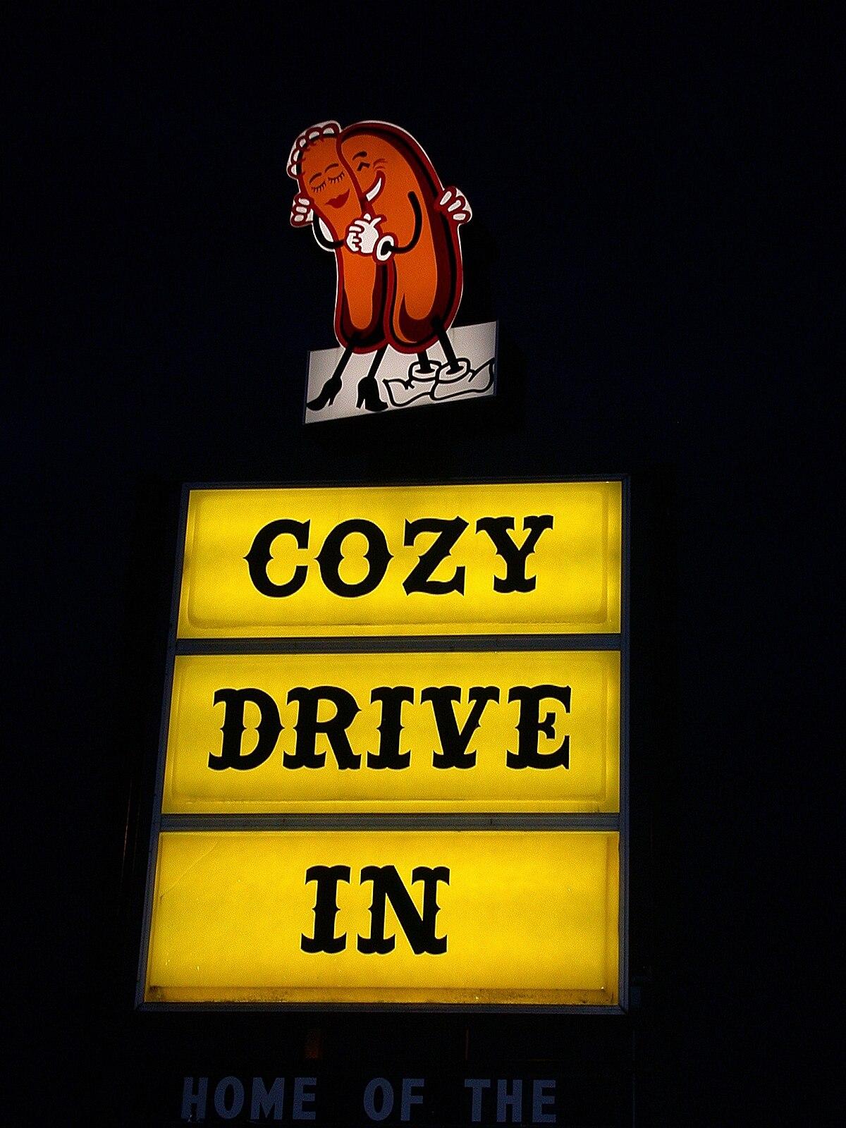 Cozy Dog Drive In Wikipedia