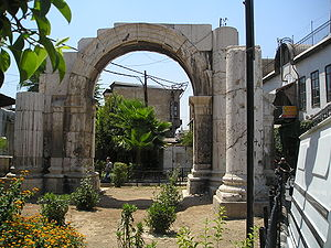 DamascusRomanArch