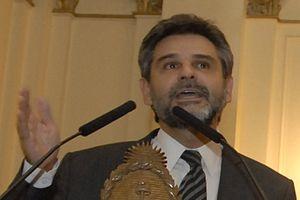 Daniel Filmus. Ministro de Educación de Argent...