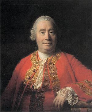 Hume made the famous is-ought distinction