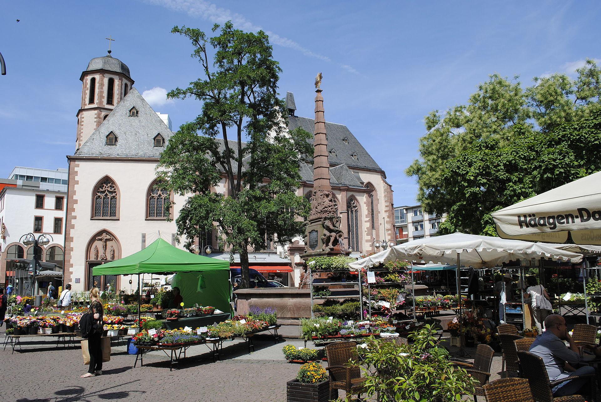 Liebfrauenberg Frankfurt am Main  Wikipedia