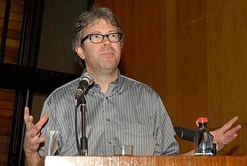 El escritor norteamericano Jonathan Franzen de...