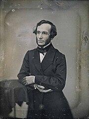 Daguerrotipo tomado en Chile (entre 1850 y 1853)