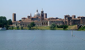 Mantova ed il Mincio