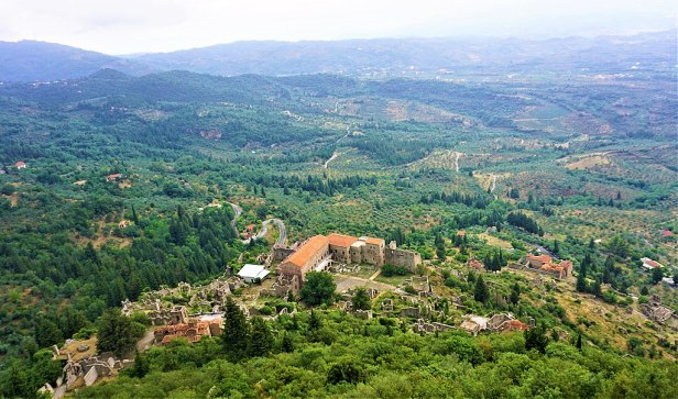 Mystras by Joy of Museums