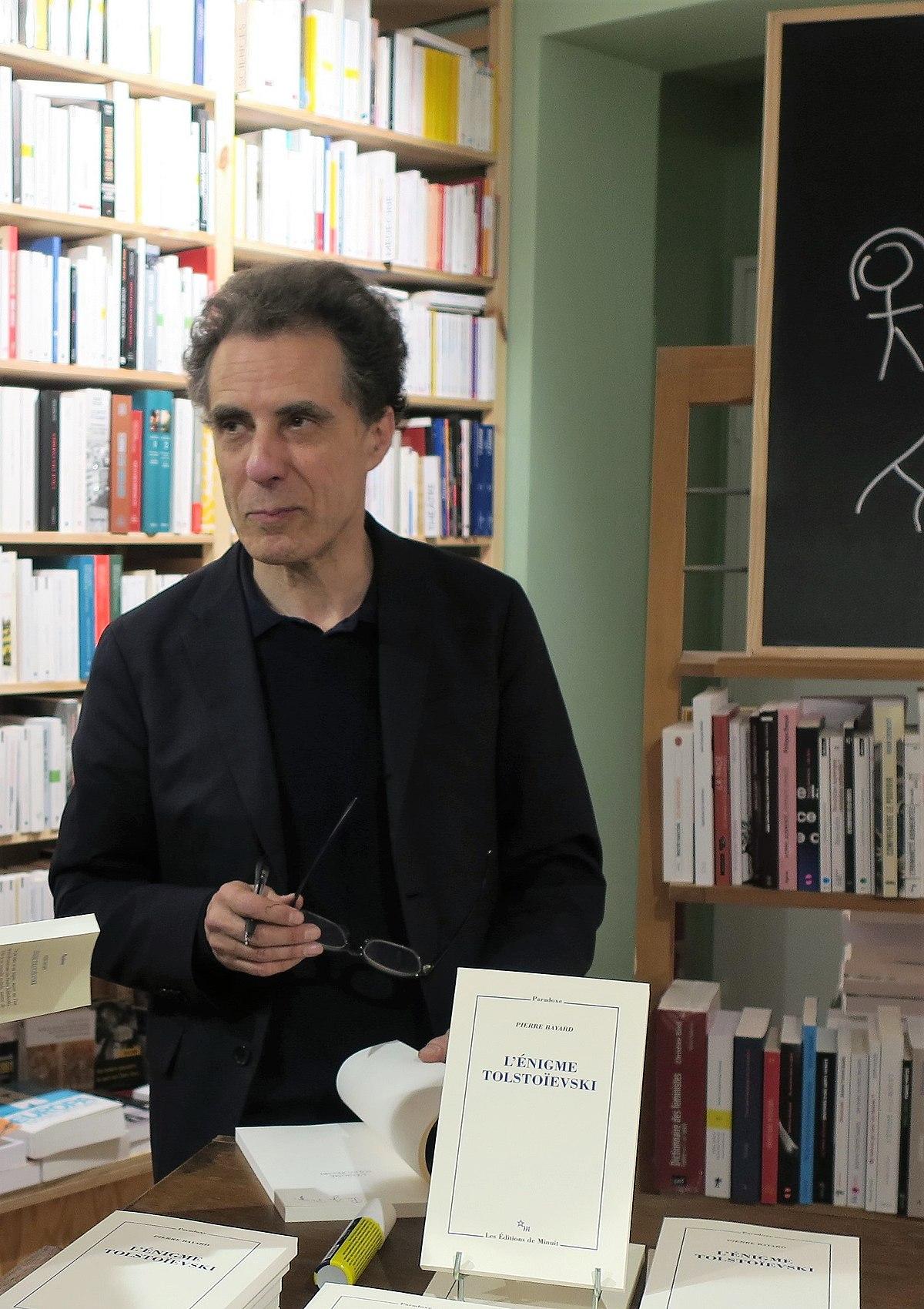 Comment Parler Des Livres Que L'on N'a Pas Lus : comment, parler, livres, Pierre, Bayard, Wikipedia