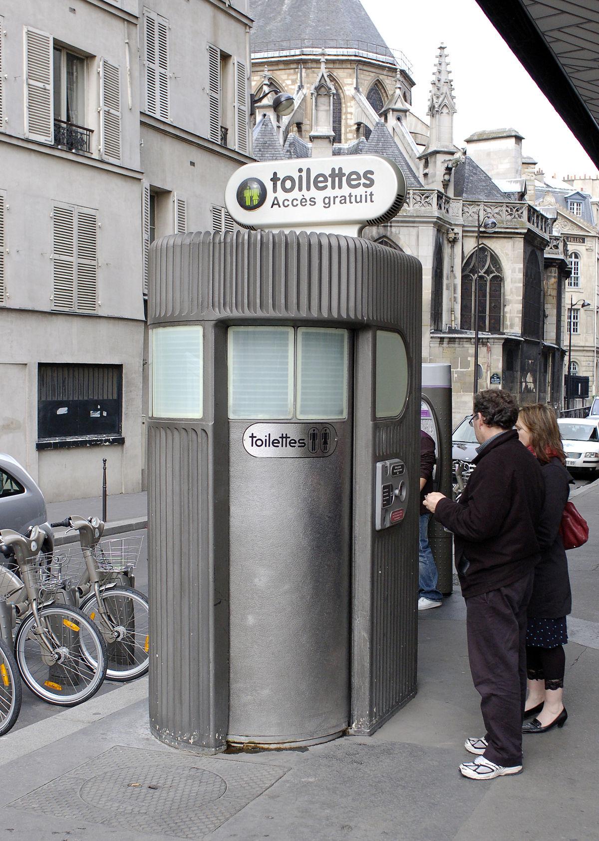 pay toilet - wikipedia