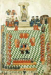 Parliament Middle Ages : parliament, middle, File:Medieval, Parliament, Edward.Jpg, Wikimedia, Commons