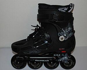 Rollerblade Twister skate Italiano: Pattino Ro...