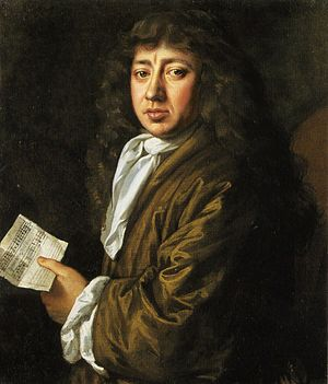 Painting of Samuel Pepys by John Hayls