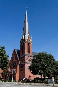 St. Matthi (Lbeck)  Wikipedia