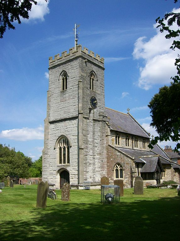 St Michael and All Angels, Claverdon