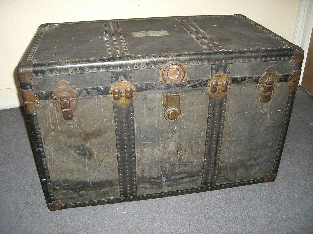 koffert wiktionary