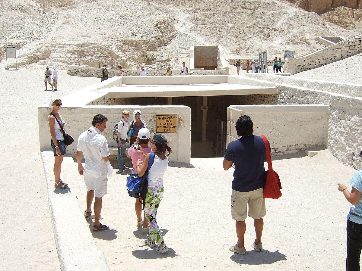 Tomba di Tutankhamon  Wikipedia