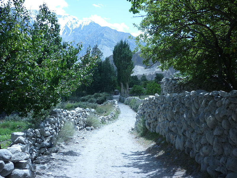 File:Village in Passu.JPG
