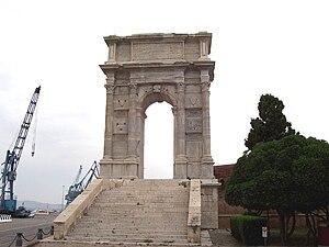 Ancona - Arco di Traiano