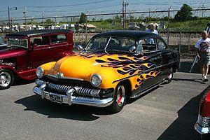 American Muscle Car Wallpaper Mobile Lead Sled Wikipedia