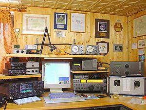 Amateur radio station of DJ4PI
