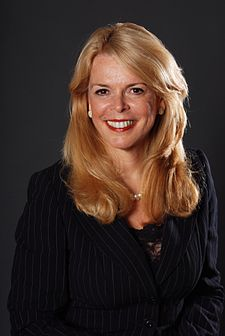 """Death Panel"" Author Betsy McCaughey (pronounce McCoy); Source:  Wikimedia.org"