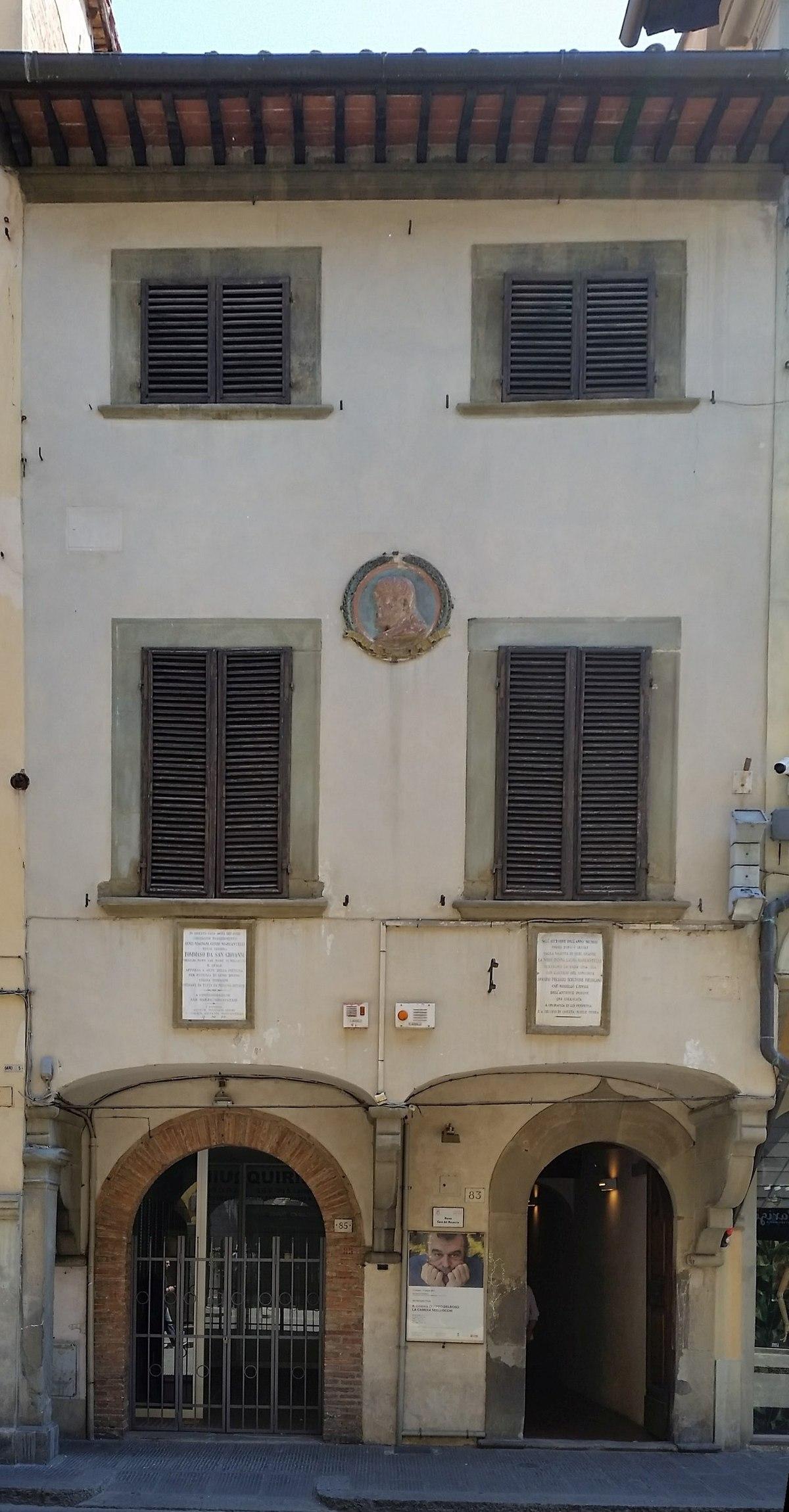 Casa Masaccio  Wikipedia