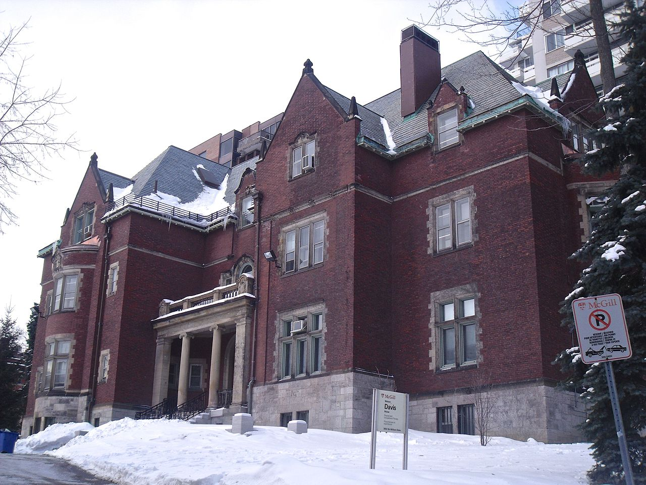 FileJames Thomas Davis House Montreal 35jpg  Wikimedia Commons