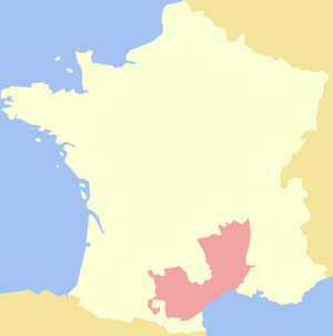 Languedoc.