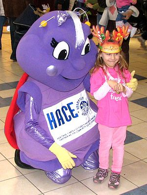 Millie, once mascot of the City of Brampton, O...