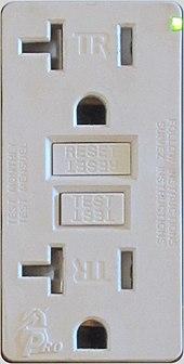 nema 14 30 plug wiring diagram 3 way lighting circuit connector wikipedia ground fault interrupter gfci receptacles edit