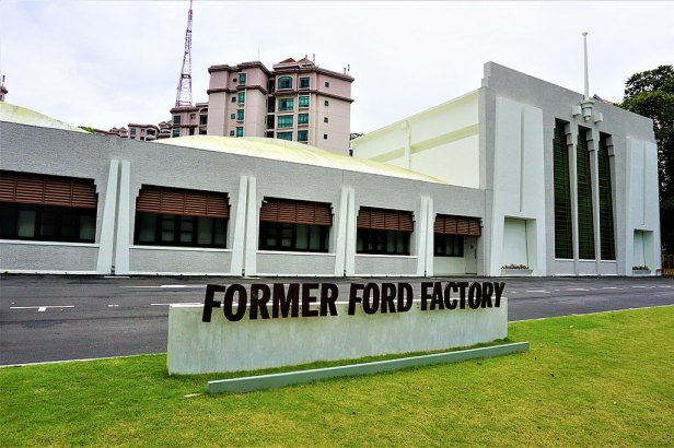 Old Ford Motor Factory - www.joyofmuseums.com - external