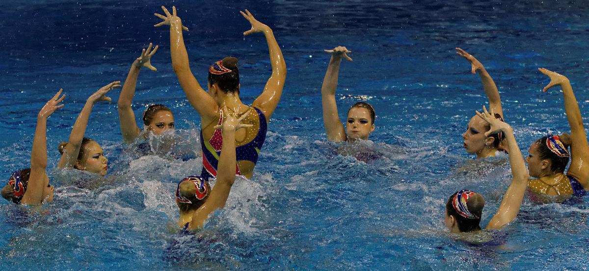 Nuoto sincronizzato  Wikipedia