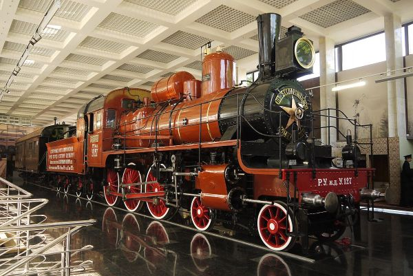 Locomotive U-127 - Wikipedia
