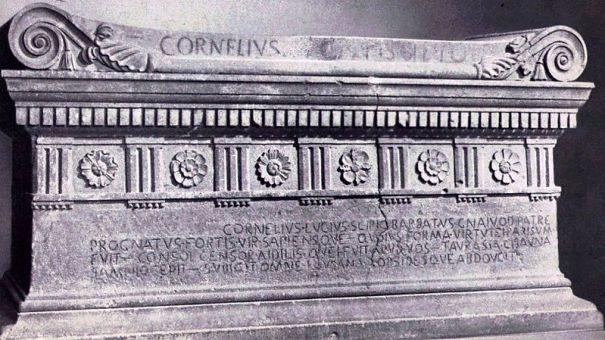 Tomb of Scipio Barbatus