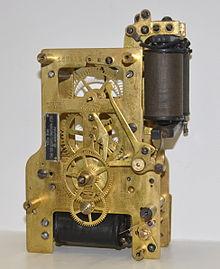 Make Wiring Diagram Self Winding Clock Company Wikipedia