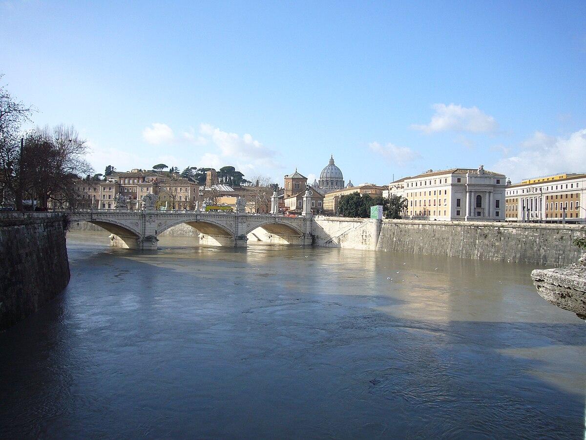 Lungotevere Vaticano  Wikipedia