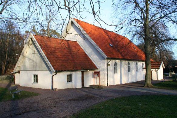 Torslanda kyrka