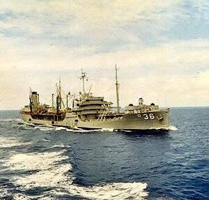 USS Kennebec AO36  Wikipedia