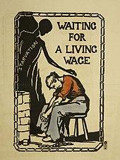 living wage wikipedia
