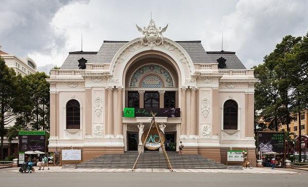 Municipal Theatre Ho Chi Minh City Wikipedia
