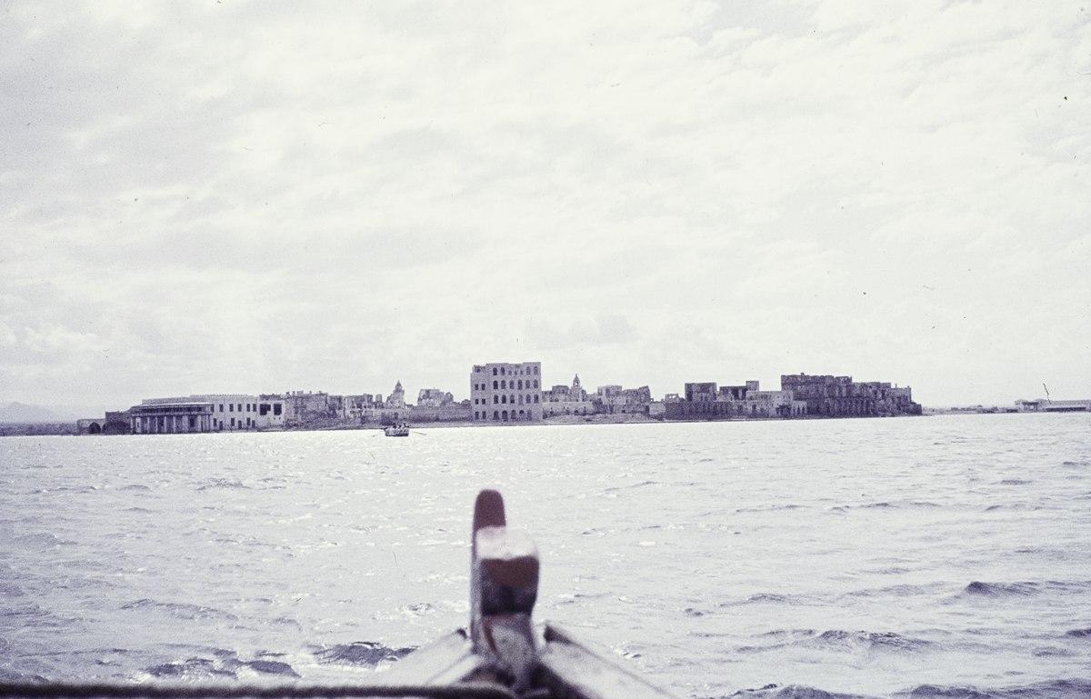 File:ASC Leiden - NSAG - van Dis 3 - 009 - A view of the abandoned port city on the island of Sawakin - Suakin (Sawakin). Red Sea (state). Sudan ...