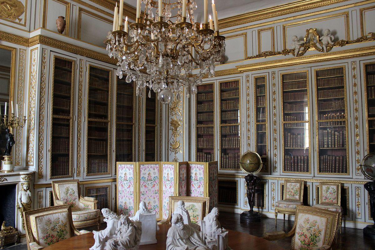 Bibliothque de Louis XVI  Wikipdia