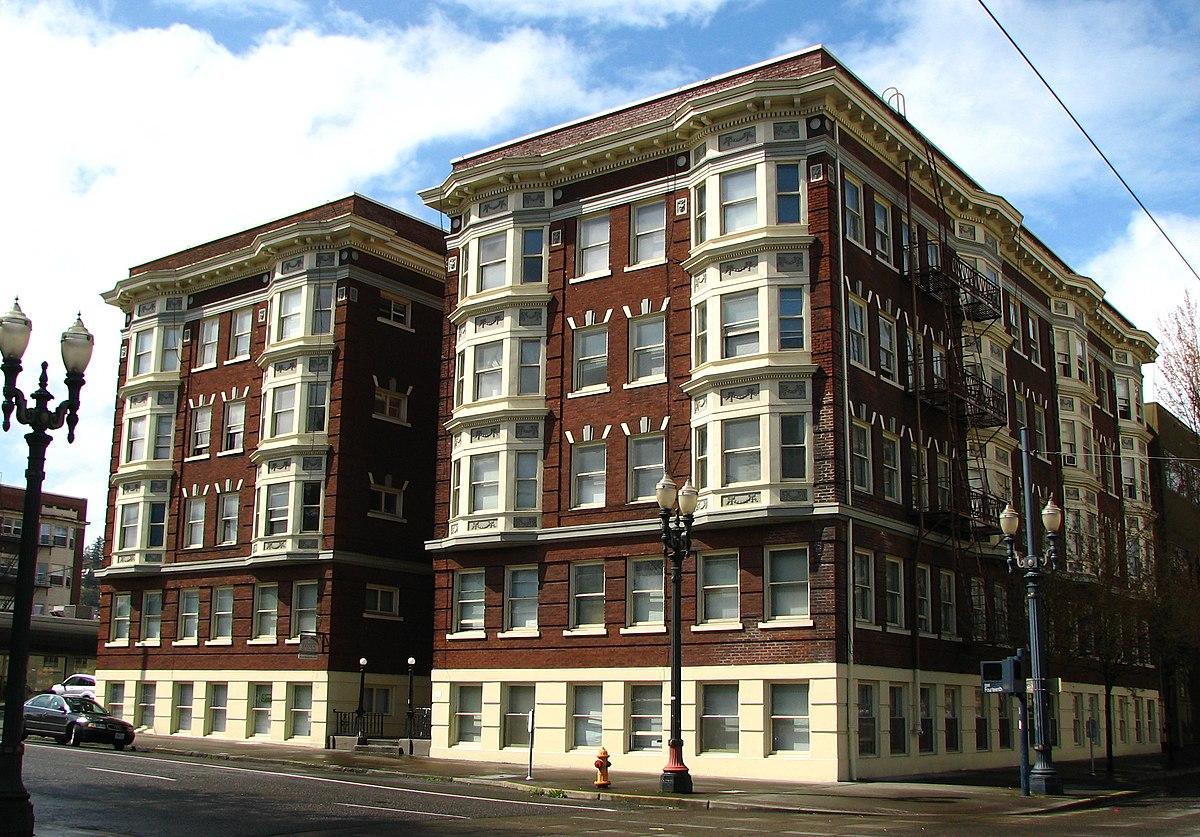 Brown Apartments Portland Oregon  Wikipedia