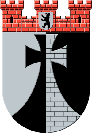 Coat of arms of Kreuzberg, a former Borough of...