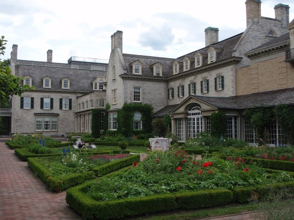 File Garden Of George Eastman - Wikimedia Commons