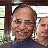 Governor of Meghalaya Ganga Prasad in July 2018.JPG