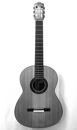 English: Classical Guitar