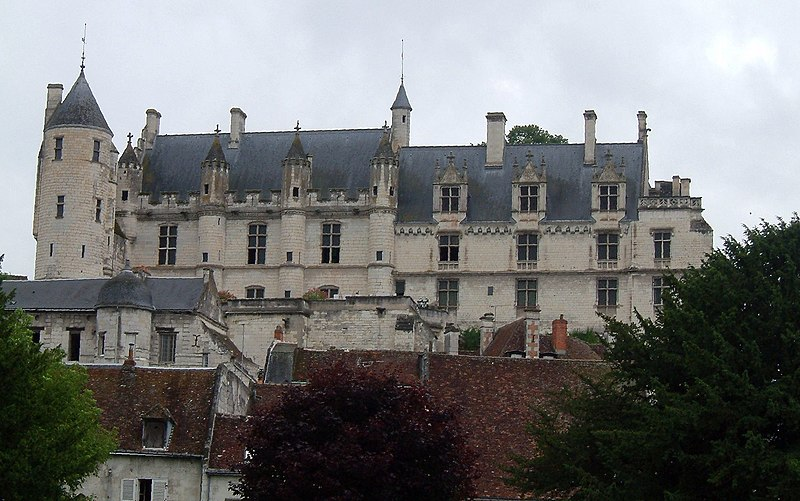 Logis royal Loches