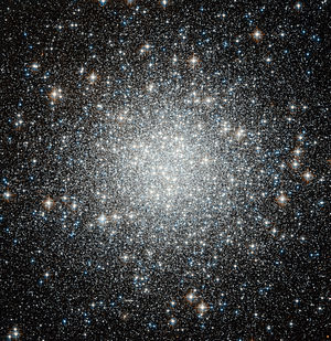 Messier 53 has surprised astronomers with its ...