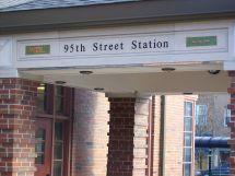 95th Street Beverly Hills Metra Station - Wikipedia