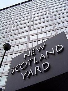 Scotland Yard  Wikipedia