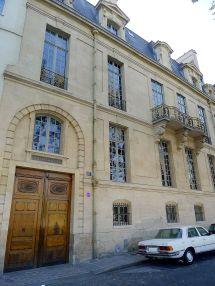 Hotel De Lauzun Paris